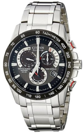 Citizen AT4008-51E Perpetual Chrono A-T Watch