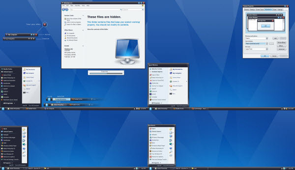 Windows XP Theme 24
