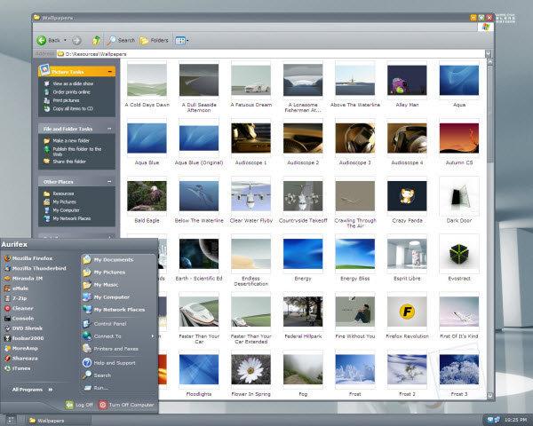 Windows XP Theme 32