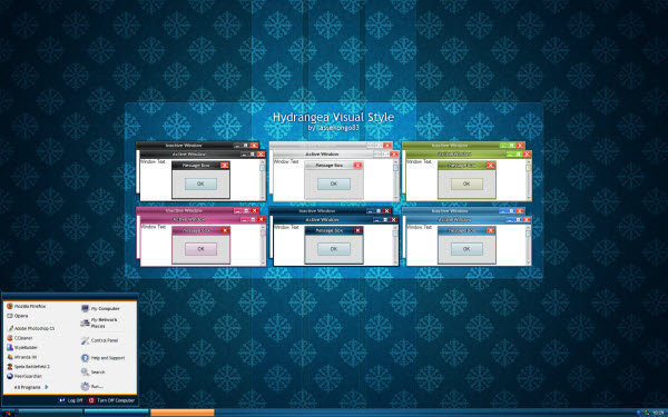 Windows XP Theme 33