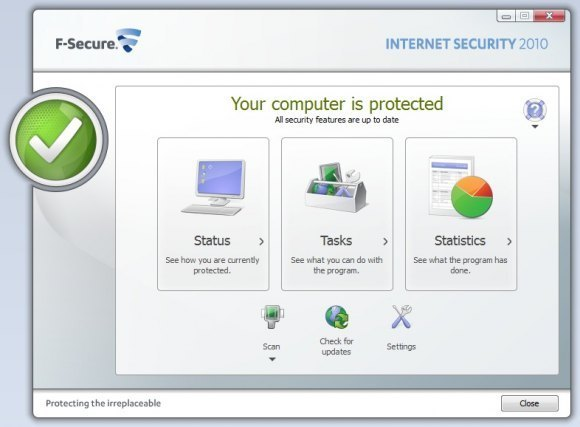 F-Secure Internet Security 2010