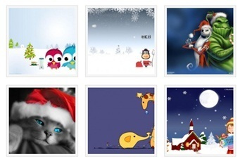christmas_cartoon_series_windows7_theme