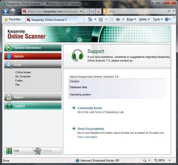 KasperskyOnlineScanner
