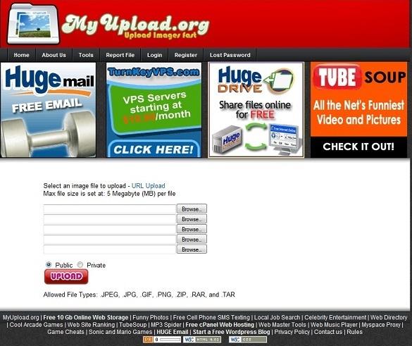 MyUpload.org