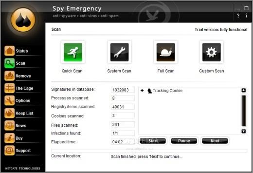 Spy Emergency