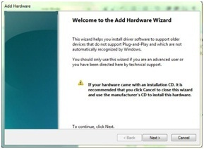 Microsoft Loopback Adaprter