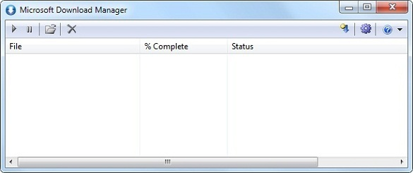 Microsoft Download Manager 1.1