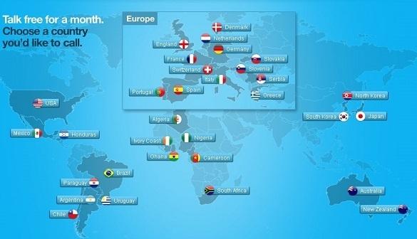 Skype - Mien phi cuoc goi trong mua Worldcup