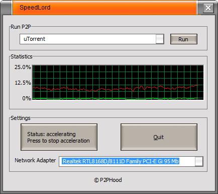 SpeedLord - Tang toc tai mang Torrent