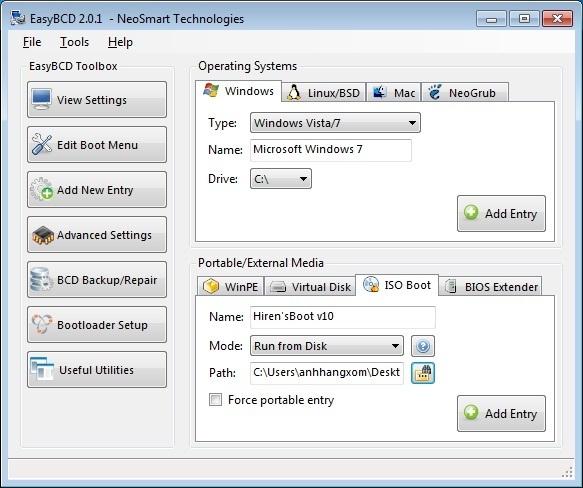 EasyBCD 2.0.1