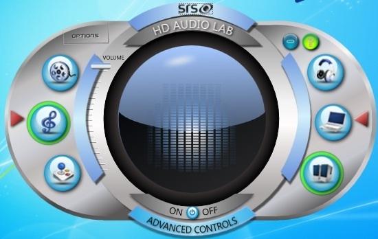 SRS HD Audio