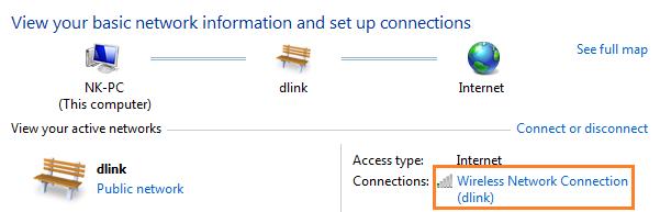 chia se ket noi internet wifi