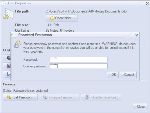 AllMyNotes – Nhận key bản quyền miễn phí