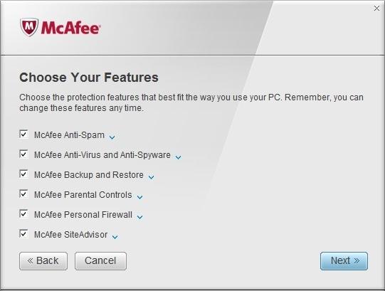 McAfee Internet Security – Nhận key bản quyền miễn phí