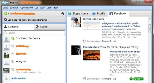 Skype 5.0 ra lò
