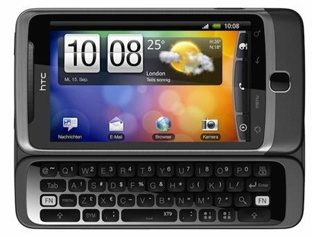 HTC DesireZ