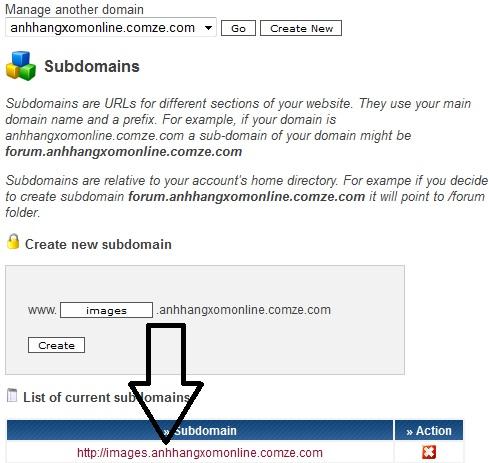 Change Dropbox Domain