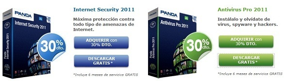 Panda Internet Security/Antivirus 2011