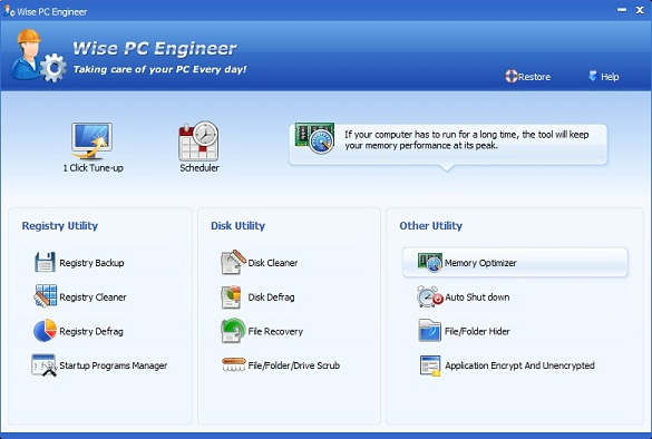 Wise PC Engineer
