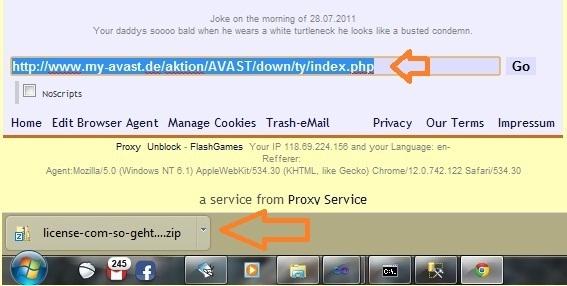 Cập nhật cách nhận key bản quyền 9 tháng Avast Internet Security
