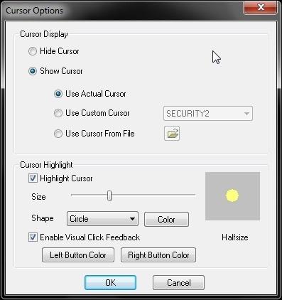 CamStudio - Phần mềm miễn phí giúp quay phim màn hình Desktop