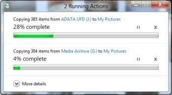 Tính năng copy mới của Windows 8 và bản vá lỗi hỗ trợ tăng tốc copy cho Windows 7