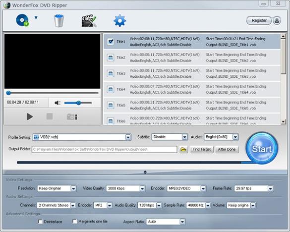WonderFox DVD Ripper 2.5 - Nhận key bản quyền miễn phí