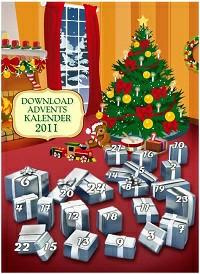 Nhận quà giáng sinh mỗi ngày từ Chip.de và Pcwelt.de