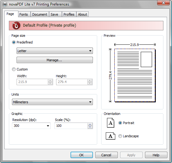 novaPDF Lite - Nhận key bản quyền miễn phí