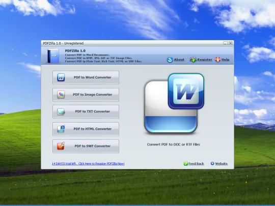 PDFZilla - Nhận key bản quyền miễn phí