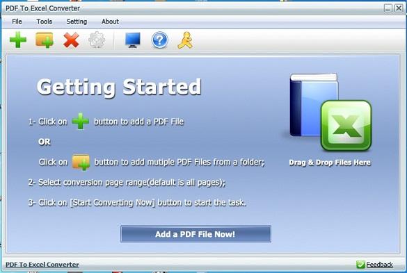 PDF To Excel Converter - Nhận key bản quyền miễn phí
