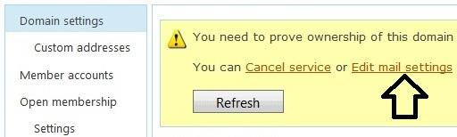 Tạo địa chỉ email với tên miền của chính bạn với dịch vụ của Microsoft