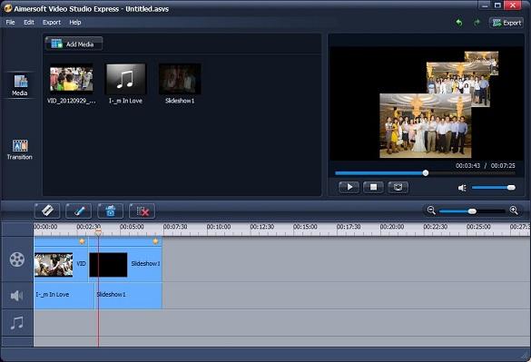 AimersoftVideo Studio Express - Nhận key bản quyền miễn phí