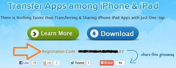 AppTrans - Chuyển ứng dụng qua lại giữa iPhone-iTouch-iPad