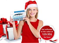 Nhận key bản quyền 5 sản phẩm của Ashampoo nhân dịp Noel