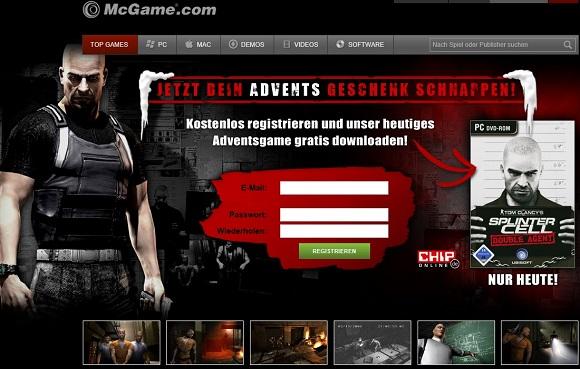 Tom Clancy's Splinter Cell: Double Agent - Game bản quyền miễn phí