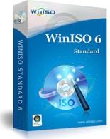 WinISO 6 - Nhận key bản quyền miễn phí phần mềm chỉnh sửa file ảnh ISO
