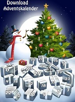Bốn trang web tặng key bản quyền mỗi ngày cho tới Noel