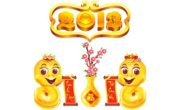 Chúc mừng năm mới ! 2013 !