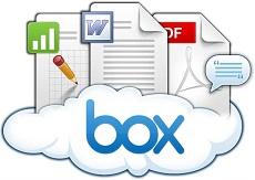 Đăng ký tài khoản 50GB tại Box.com