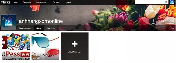 Flickr - Dịch vụ backup hình ảnh lý tưởng với dung lượng 1TB