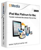 4Media iPad Max - Nhận key bản quyền miễn phí