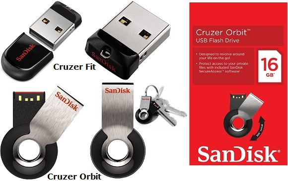 USB chính hãng SanDisk
