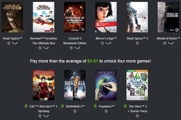 Hỗ trợ từ thiện $1, nhận hàng loạt game bản quyền miễn phí