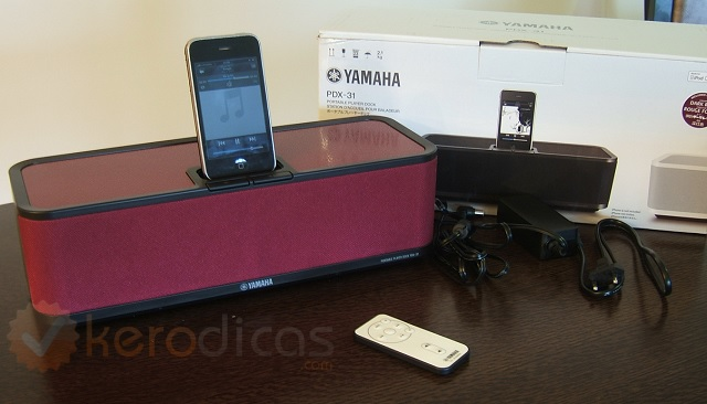 Đấu giá loa Yamaha PDX-31