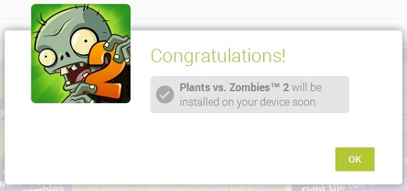 Tải và cài đặt Plants vs. Zombies™ 2 for Android