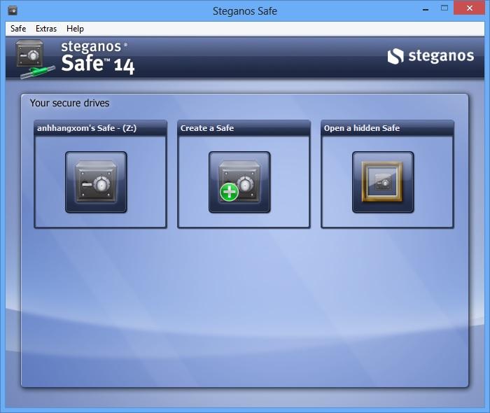 Steganos Safe 14 - Nhận key bản quyền miễn phí