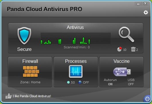 Panda Cloud Antivirus Pro - Nhận key bản quyền 6 tháng miễn phí