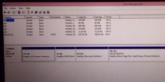 Ẩn phân vùng hệ thống trong My Computer