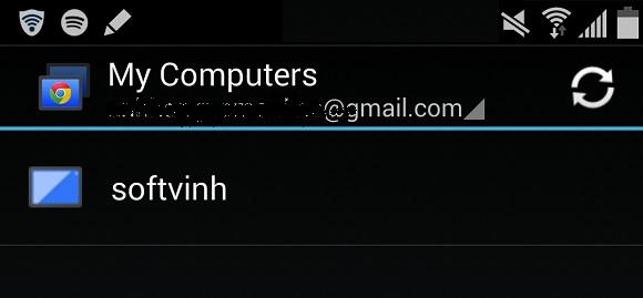 Goolge Chrome Remote Desktop - Bổ sung tính năng điều khiển máy tính từ điện thoại